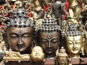 Buddhas of every type
